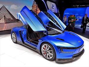 Volkswagen XL Sport Concept: Súper Deportivo con motor Ducati