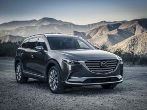 Mazda CX-9 2016 llega a México en $639,900 pesos