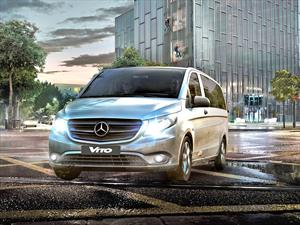 La Mercedes-Benz Vito de pasajeros llega a Argentina