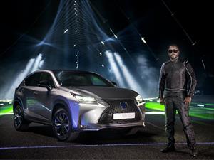 Lexus NX y will.i.am. producen un espectacular video