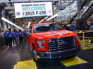 Inicia la producción de la Ford Lobo 2015