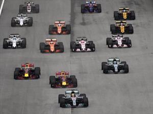 Vuelve la esencia de la F1: el ruido y la furia de los motores