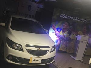 Chevrolet Onix MT, en Colombia desde $43'990.000