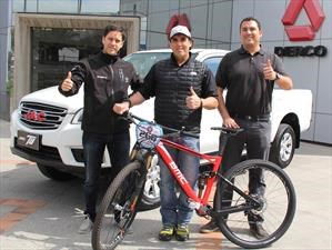 JAC es el auto oficial del Atacama MTB Challenger 2017