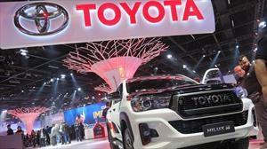 Toyota se baja del Salón de San Pablo 2020