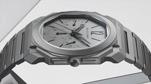 Bvlgari reinventa la relojería