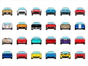Llegan a los iPhone los emoticones del Chevrolet Corvette