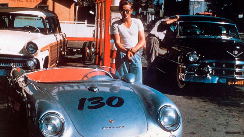 ¿Te sobran 2 millones de pesos? Sale a la venta el eje trasero del Porsche 550 Spyder de James Dean