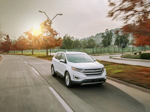 Prueba de manejo: Ford Edge 2016
