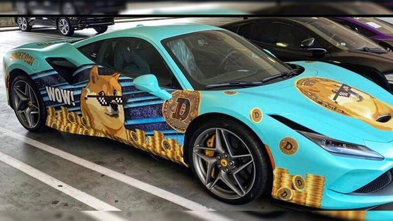 Ferrari, a un paso de demandar a un empresario por hacerle esto a su F8 Tributo