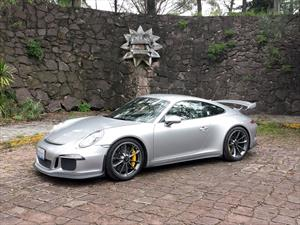 Test de Porsche 911 GT3 2015
