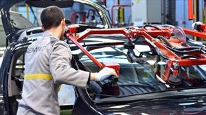 El coronavirus hace detener la producción del Grupo Renault