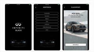 Infiniti Chile desarrolla una App para sus clientes