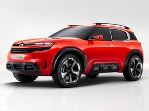 Citroën Aircross Concept anticipa el SUV de la marca