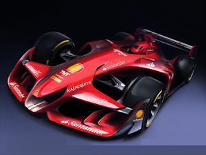 ¿Cómo serán los Ferrari F1 del futuro?