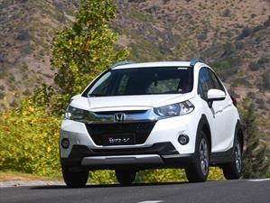 La Honda WR-V ya se lanzó en Brasil y Chile