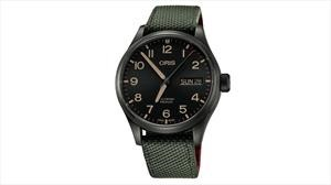 Oris reconoce a la Fuerza Aérea Belga con el reloj Escuadrón 40