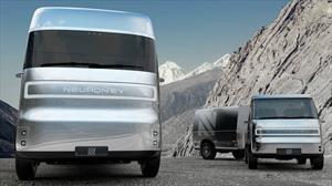 Neuron EV presenta camiones eléctricos modulares