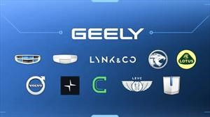 Geely Group supera las 2 millones de unidades en todo el mundo