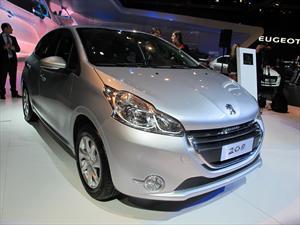 Peugeot presenta el nuevo 208 en el Salón de BA 2013