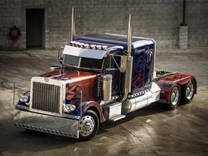 Optimus Prime de Transformers a subasta