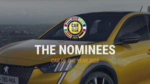 European Car of the Year 2020: estos son los finalistas