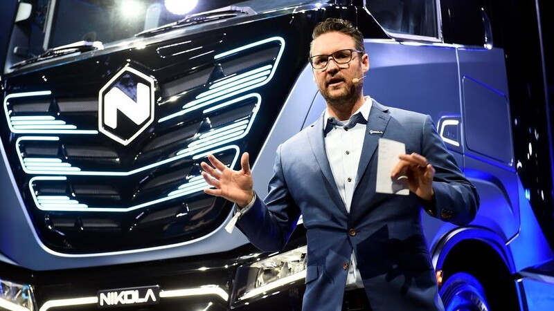 Presidente y cofundador de Nikola Motor renuncia su cargo tras ser acusado de fraude