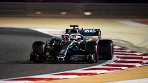 F1: Lewis Hamilton se impone en el GP de Bahrein 2019
