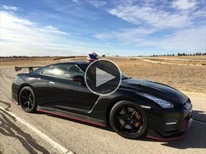 Video: Nissan GT-R domina una pista española