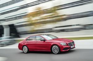 Mercedes Benz Clase E 2016: el futuro ya está en Chile