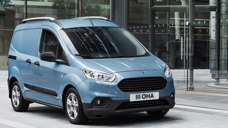 Ford Transit Courier 2022 prepara su llegada a México, estas serían sus especificaciones