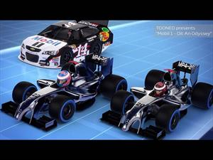 Mobil 1 y McLaren Mercedes de la F1 celebran 20 años de alianza