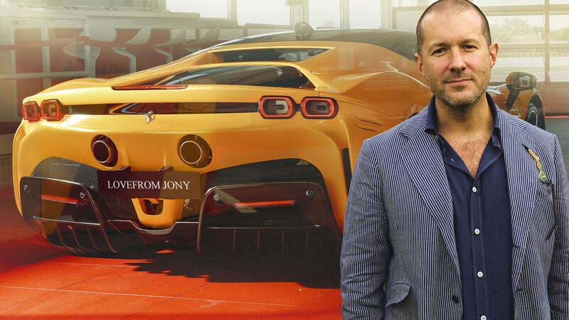 Jony Ive: de Apple al futuro auto eléctrico de Ferrari