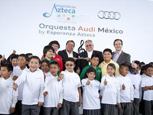 Audi tendrá una Orquesta en México