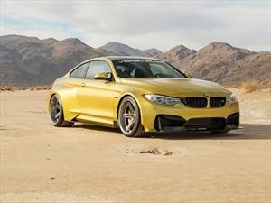 BMW M4 GTRS4 por Vorsteiner, más que espectacular