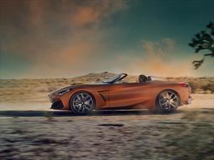 Pebble Beach y la nueva cara del BMW Z4