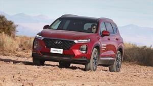 Hyundai Santa Fe 2019 se lanza en Argentina y ya la manejamos