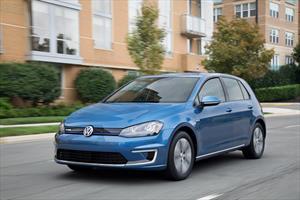 Subastan al primer VW e-Golf de Estados Unidos