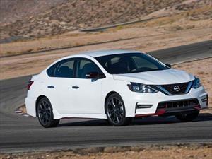 Nissan Sentra Nismo 2017, más deportivo que el SR Turbo