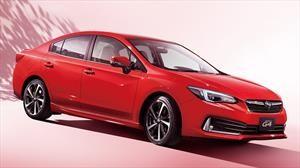 Subaru Impreza 2020, el sedán japonés recibe una actualización menor