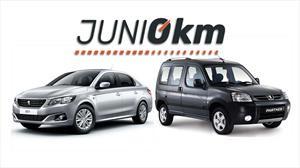 Junio 0km: Las bonificaciones de Peugeot