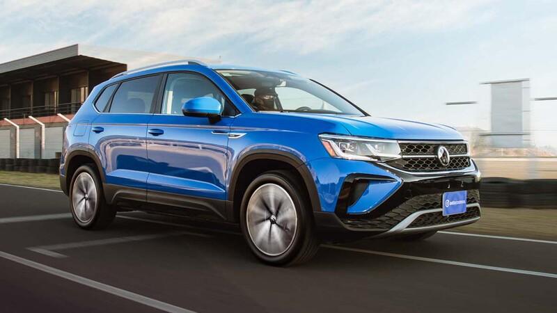 Volkswagen Taos 2021 a prueba, la sustituta del Golf