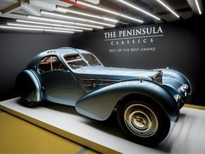 Bugatti Type 57 SC Atlantic Coupé, uno de los autos más espectaculares de la historia