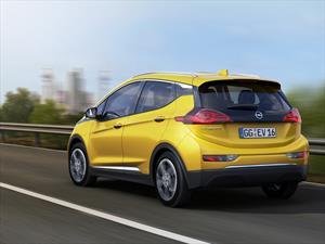 Opel Ampera-e, la versión europea del Chevrolet Bolt