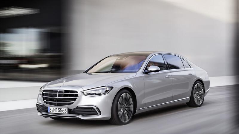 Nuevo Mercedes-Benz Clase S le sigue subiendo la vara al lujo
