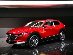 Mazda CX-30 2020: atractiva SUV para dar un golpe en la mesa