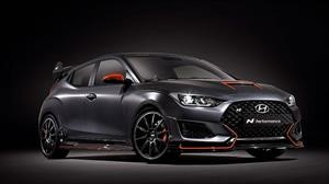 Hyundai Veloster N Performance Concept, más temperatura al hot hatch