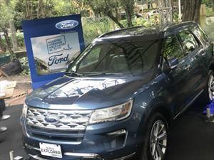 Ford Explorer, en Colombia, desde $159.990.000