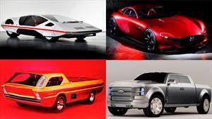 Top 15: Los mejores autos concepto de la historia