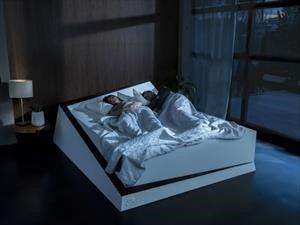 Ford desarrolla una cama con asistente de mantenimiento de carril